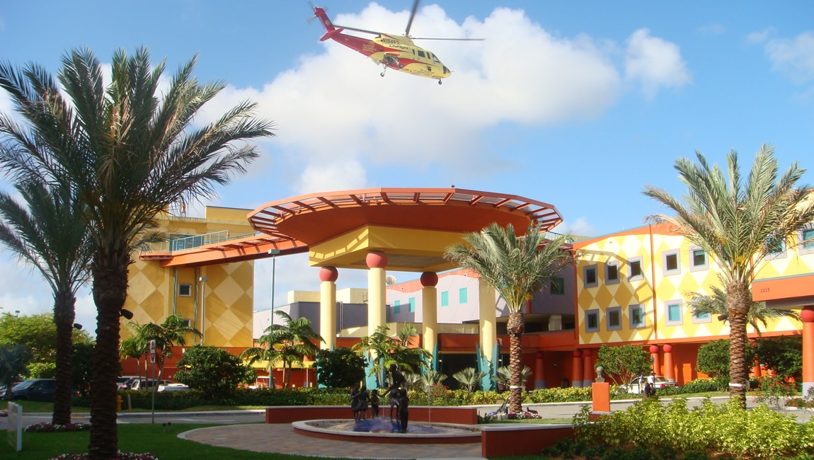 Miami Children's Hospital / Nicklaus Children's Hospital – Miami, Florida