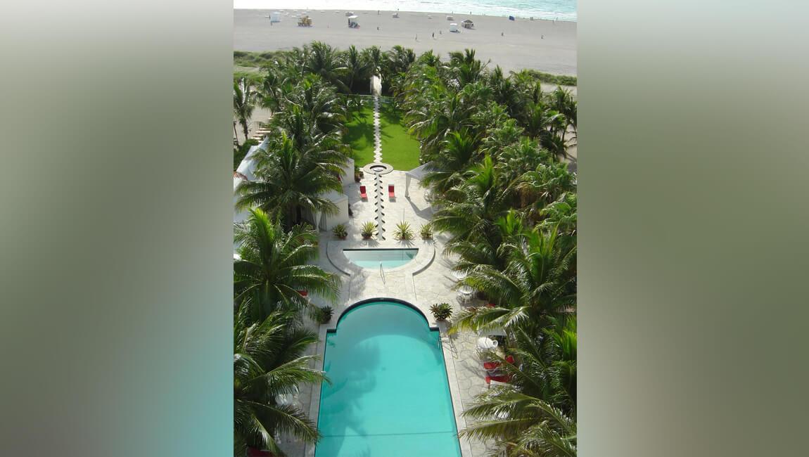 The Richmond Hotel – Miami Beach, Florida