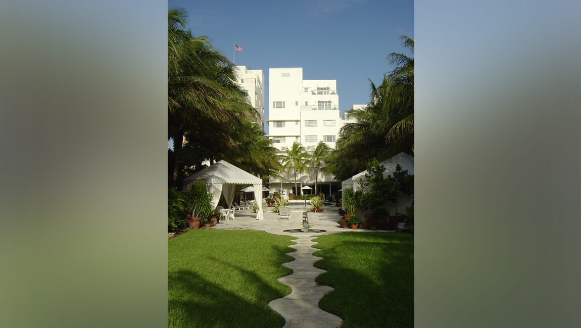 The Richmond Hotel – Miami Beach, Florida
