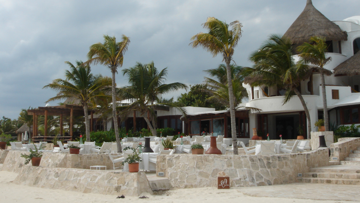 Maroma Resort – Cancun, Mexico